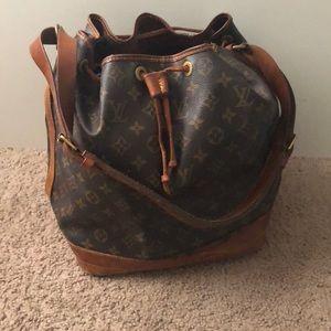 Authentic Louis Vuitton Noe Bag
